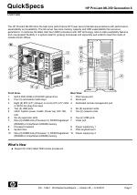 pdf download hp proliant ml350 g6 user manual 54 pages rh manualsdir com hp ml350 g4p manual hp proliant ml350 gen9 manual