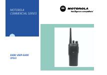 pdf download motorola cp040 user manual 292 pages rh manualsdir com Motorola CP200 Radio Motorola Radio Chest Harness
