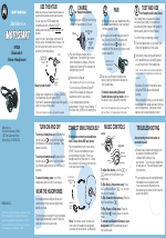 pdf download motorola ht820 bluetooth stereo headphones 6809496a47 rh manualsdir com Xbox Controller Manual cuffie bluetooth motorola ht820 manuale