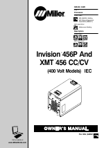Pdf Download | Miller Electric INVISION 456P User Manual (44 pages