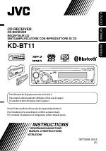 jvc kd bt11 manuals rh manualsdir com JVC User Manual Xf76 JVC Manual
