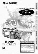 sharp viewcam manual rh signaturepedagogies org uk Sharp Viewcam Mini DV sharp viewcam z vl-z5 manual