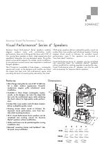 sonance visual performance vp45r user manual 2 pages rh manualsdir com