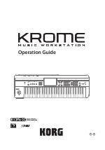 pdf download korg krome music workstasion 61key user manual 142 rh manualsdir com korg krome manual español korg krome manual pdf
