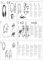 Logitech Wireless Headset H800 Manuals