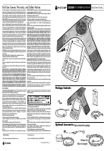 pdf download polycom cx3000 user manual 2 pages rh manualsdir com polycom cx3000 admin guide Polycom CX600