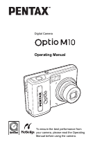 pdf download pentax optio m10 user manual 168 pages rh manualsdir com Pentax Optio P80 Pentax Optio Soft