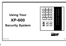 Napco xp 600 manual