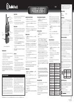 radio shack 12 259 user manual 2 pages rh manualsdir com Radio Shack Electronic Parts Radio Shack Locations