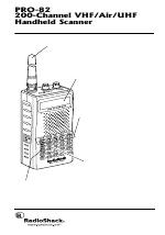 radio shack pro 82 manuals rh manualsdir com Radio Shack Electronic Parts Catalog Radio Shack Race Scanner