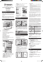 oregon scientific rar681 manuals rh manualsdir com