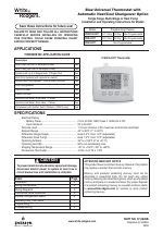 white rodgers 1f85 0471 manuals rh manualsdir com White Rodgers Thermostat Manuals White Rodgers Thermostat Operating Manuals