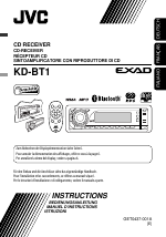 jvc kd bt1 manuals rh manualsdir com jvc kd-bt1 instruction manual JVC Receiver