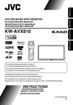 cover jvc kw avx810 manuals jvc kw-avx810 wiring diagram at fashall.co
