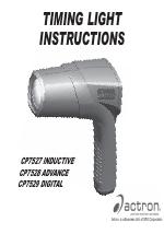 actron digital timing light cp7529 manuals rh manualsdir com actron cp7529 manual