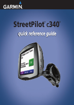garmin streetpilot c340 manuals rh manualsdir com Garmin Nuvi 3597LMTHD GPS Owner's Manual Garmin G3 GPS User Manual
