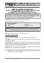 MSD 8580 Ford V8 351C-460 Billet Distributor Installation