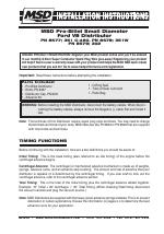 MSD 8577 Ford 351C-460 Pro Billet Distributor Installation