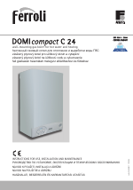 ferroli domicompact c24 manuals