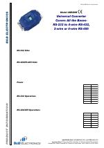 pdf download b b electronics 4wsd9r datasheet user manual 4 pages rh manualsdir com IRFP460 Data Sheet Data Sheet View