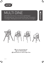 Prime Pdf Download Keter Multi Dine High Chair User Manual 28 Pabps2019 Chair Design Images Pabps2019Com