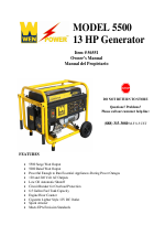 [DIAGRAM_34OR]  WEN 56551 5500 Watt User Manual | 40 pages | Wen 5500 Generator Wiring Diagram |  | Manuals Directory
