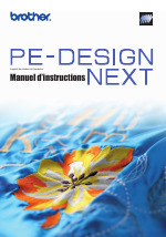 New pe-design next upgrade cd for 5/6/7 embroidery software za20.