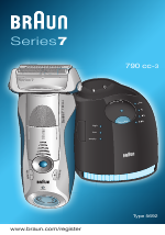 braun 790cc 3 series 7 manuals rh manualsdir com braun series 7 instruction manual braun series 7 720 user manual