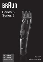 braun hc 3050 hair clipper series 3 manuals rh manualsdir com braun series 3 instruction manual braun series 3 370cc manual