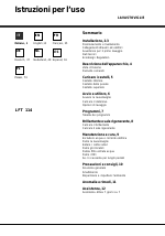 Pdf Download | Hotpoint Ariston LFT 114/HA User Manual (84 pages ...