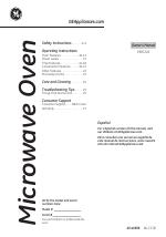 ge peb7226sfss manuals rh manualsdir com ge microwave oven manual GE White Microwave