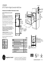 GE JT5000SFSS User Manual | 3 pages on
