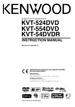 Kenwood kvt-524dvd user manual | page 5 / 8.