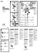 sony cdx gt32w wiring diagram sony cdx gt22w user manual 2 pages also for cdx gt32w  sony cdx gt22w user manual 2 pages
