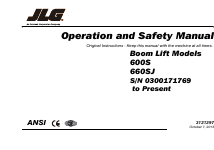jlg online manuals