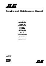 jlg 660sj ansi service manual manuals jlg