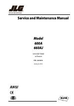 jlg 600a service manual manuals jlg