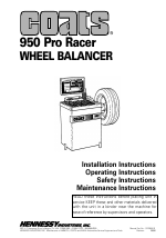 coats 950 pro racer wheel balancer manuals rh manualsdir com coats 950 wheel balancer parts coats 950 tire balancer calibration