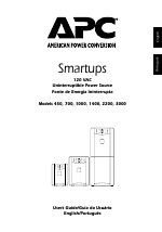 2 painel traseiro | apc smartups smart-ups 700 user manual | page.