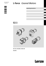 Lenze GSS User Manual | 80 pages | Also for: GKR, GKL, GKS