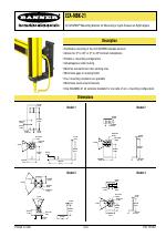 banner ez screen safety light curtain systems manuals rh manualsdir com EZ Wiring Harness Diagram banner ez-screen ls wiring diagram