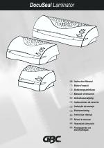 gbc docuseal laminator manuals rh manualsdir com gbc docuseal 95 laminator instructions gbc docuseal 95 laminator manual