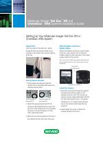 Bio Rad Chemidoc Xrs System Manuals