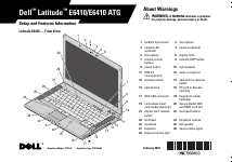 Dell Latitude E6420, Core I7 A 2.7ghz,...