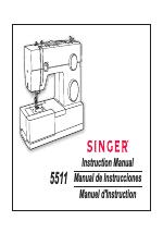 singer 5511 scholastic manuals rh manualsdir com Singer Serger 14U354B Singer Serger 14U64A Manual