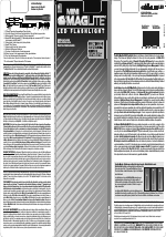 Maglite mini maglite® led 2-cell aaa flashlight manuals.