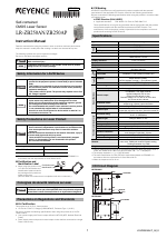 Pdf Download Keyence Lr Zb250an Ap User Manual 4 Pages