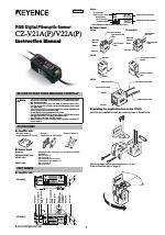 keyence cz v21ap manual pdf