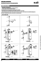 Aerco belimo af120-s us actuator user manual | 9 pages.