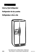Pdf Download | Kenmore Coldspot 106 User Manual (76 pages) on